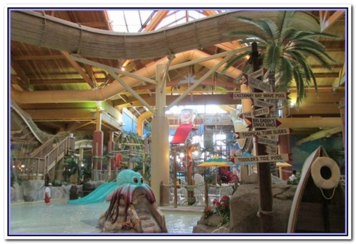 indoor water parks in sandusky ohio area