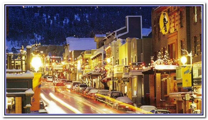park city lodging on main street