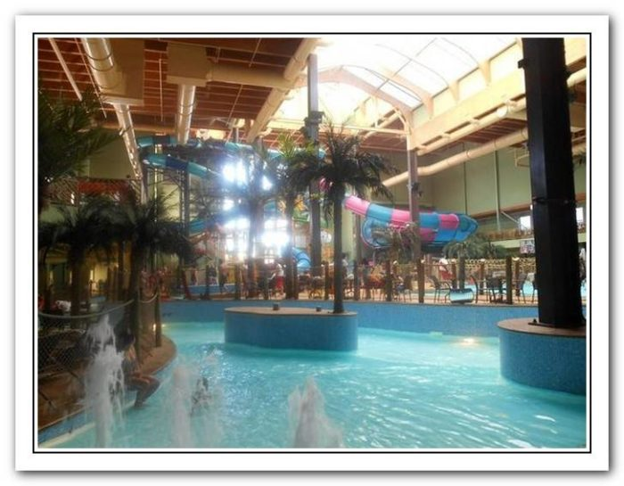 indoor water parks in sandusky ohio area