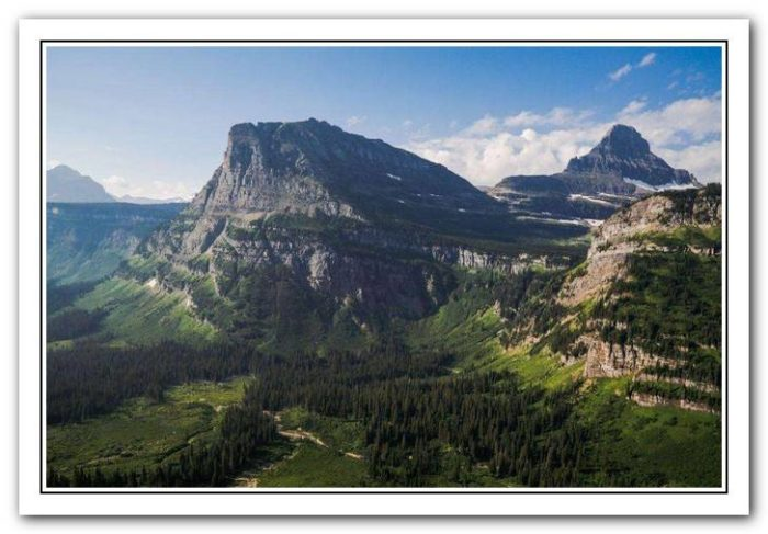places to stay in glacier national park