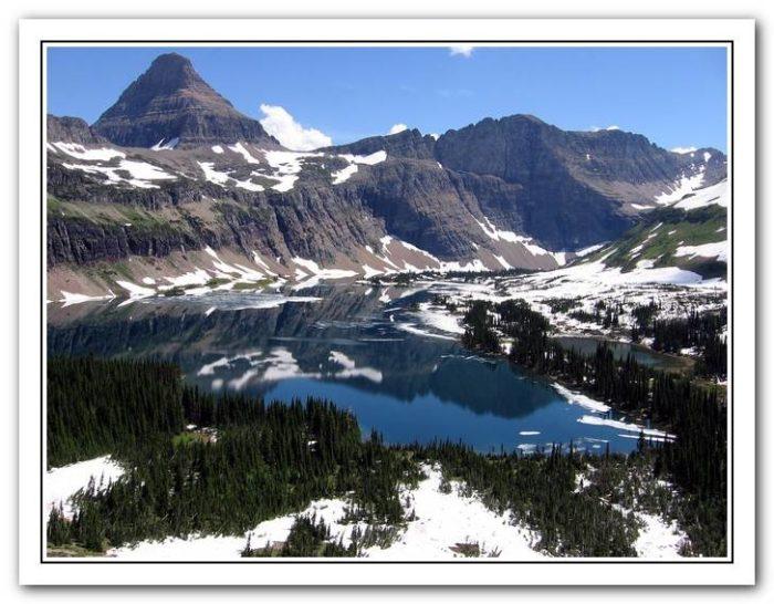 where to go in glacier national park