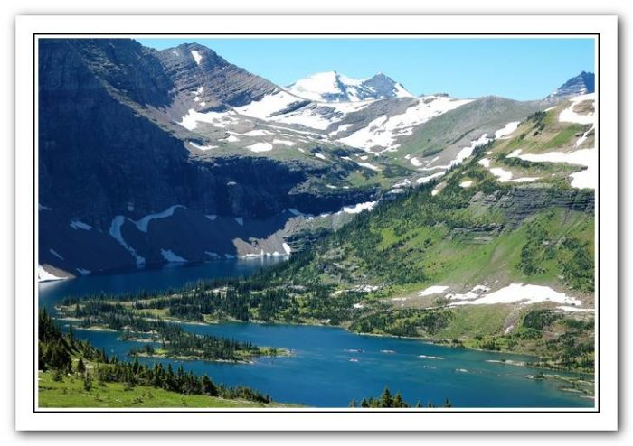where to stay visiting glacier national park