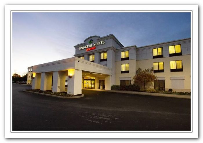marriott hotels near hershey park
