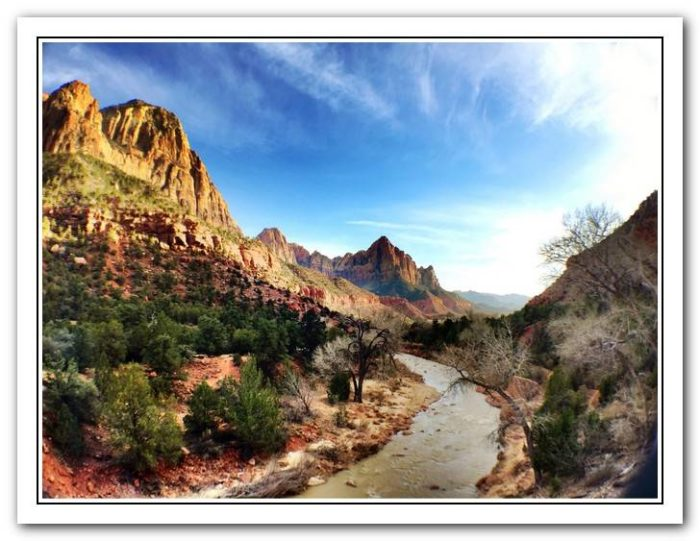 unique places to stay near zion national park
