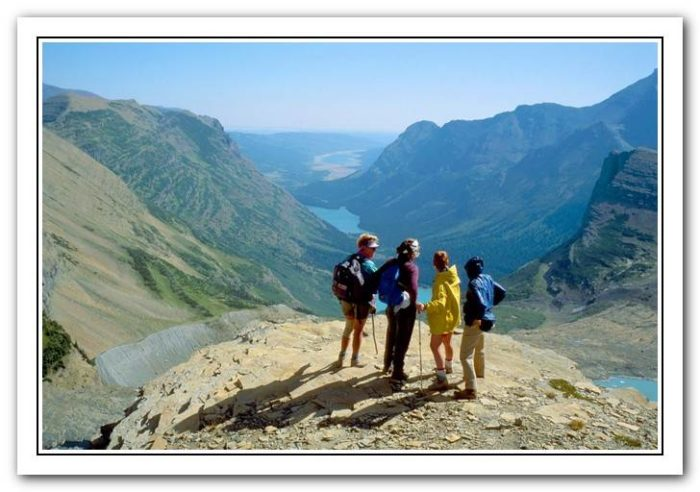where to hike in glacier national park